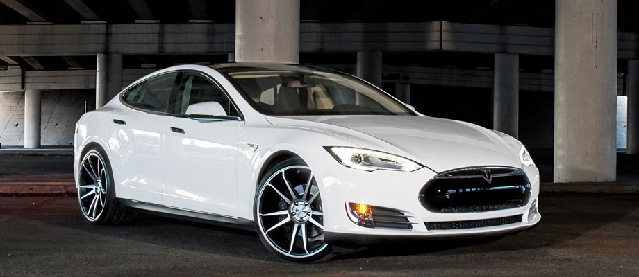 Tesla – Inte bara klimatsmart